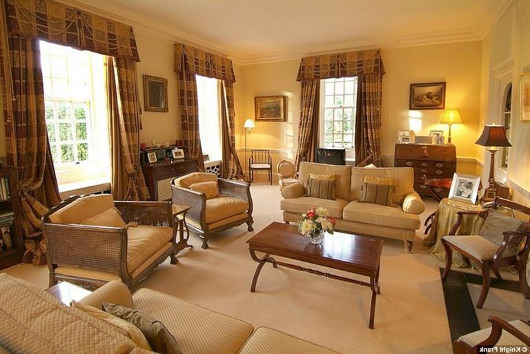 46 Elegant Living Room Design Ideas For Luxurious Home