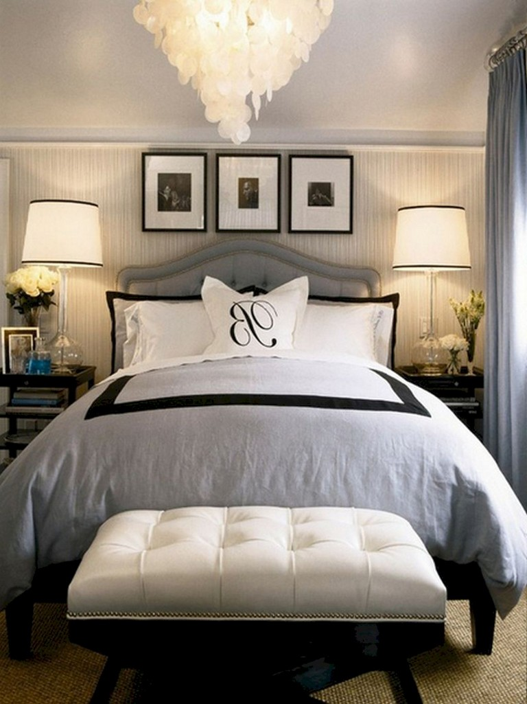 37+ Comfy Small Master Bedroom Ideas