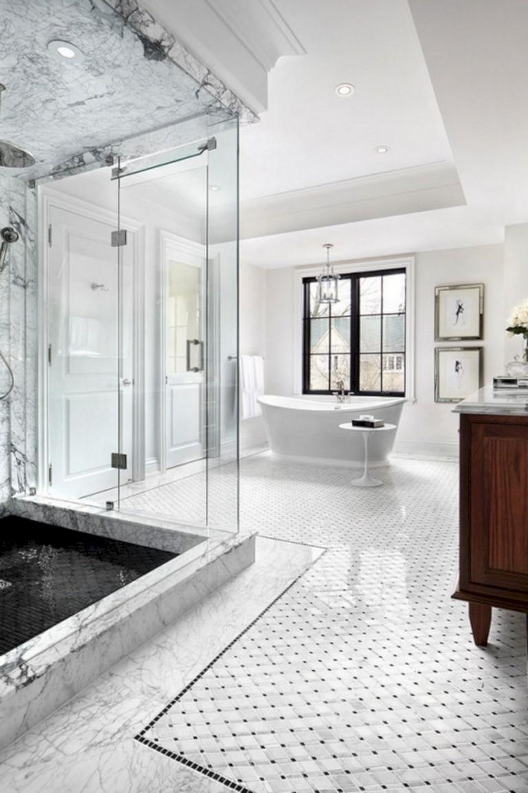 65+ Elegant Master Bathroom Design Ideas For Amazing Homes