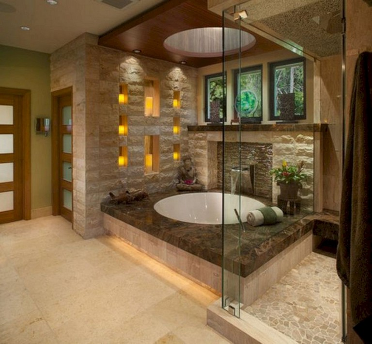 Home Design Ideas Bathroom: 65+ Elegant Master Bathroom Design Ideas For Amazing Homes