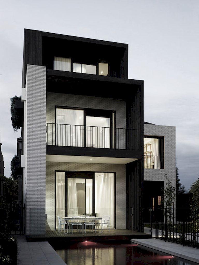 96 Amazing Latest Modern House Designs