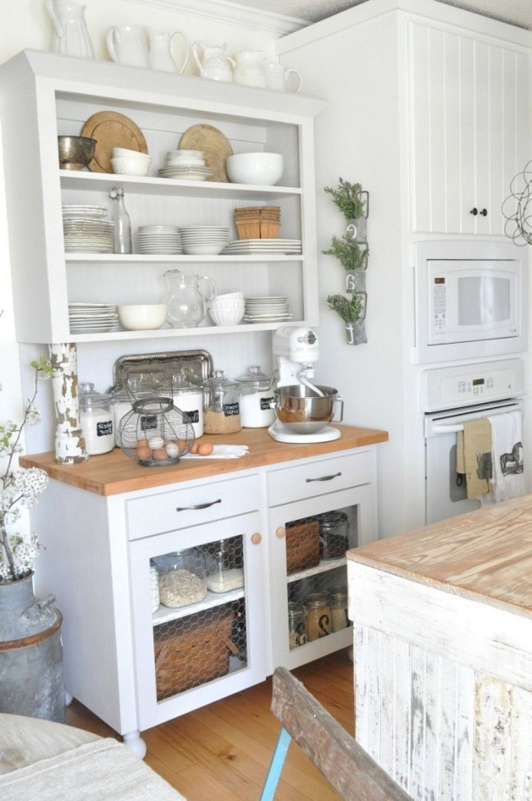 67+ The Top Rustic Farmhouse Kitchen Cabinets Ideas on Rustic:yucvisfte_S= Farmhouse Kitchen Ideas  id=13082