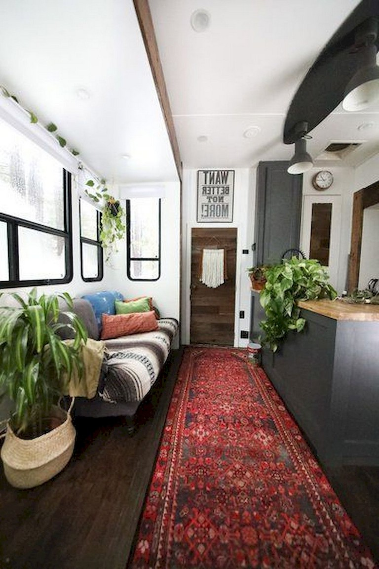 72+ Marvelous Modern RV Camper Interior Design Ideas - Page 2 of 74