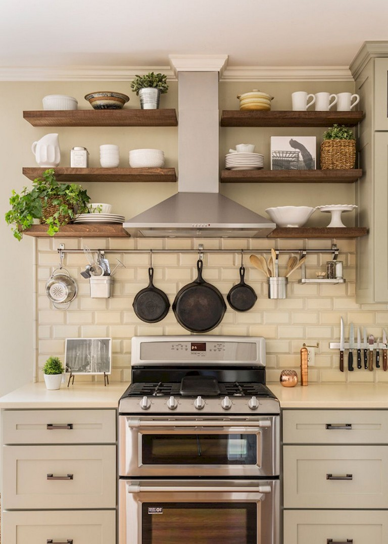 86+ Awesome Small Kitchen Remodel Ideas
