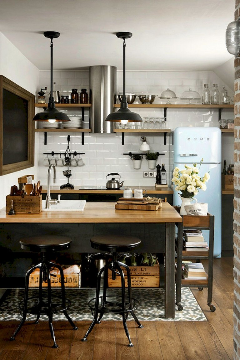 86 Awesome Small Kitchen Remodel Ideas