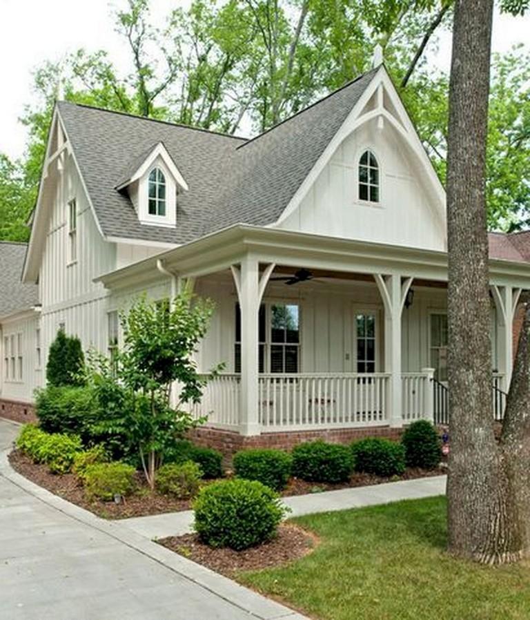 74 best rustic farmhouse exterior design ideas rh fantahouse com